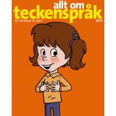 Tidning ALLT OM TECKENSPRÅK