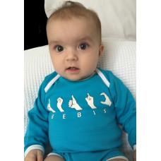 Babybody BEBIS - Turkos